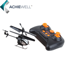 Retail Syma S6 Mini Shatter Resistant Remote Control Helicopter 3 Channel RC Helicopter For Children Adult Gift Plastic Toys