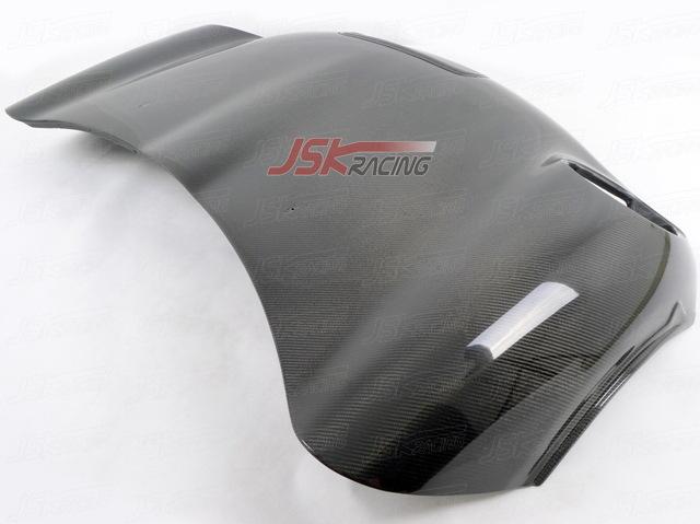 Replacement Parts Engine Bonnets Carbon fiber modified carbon fiber hood carbon fiber engine cover 02 05