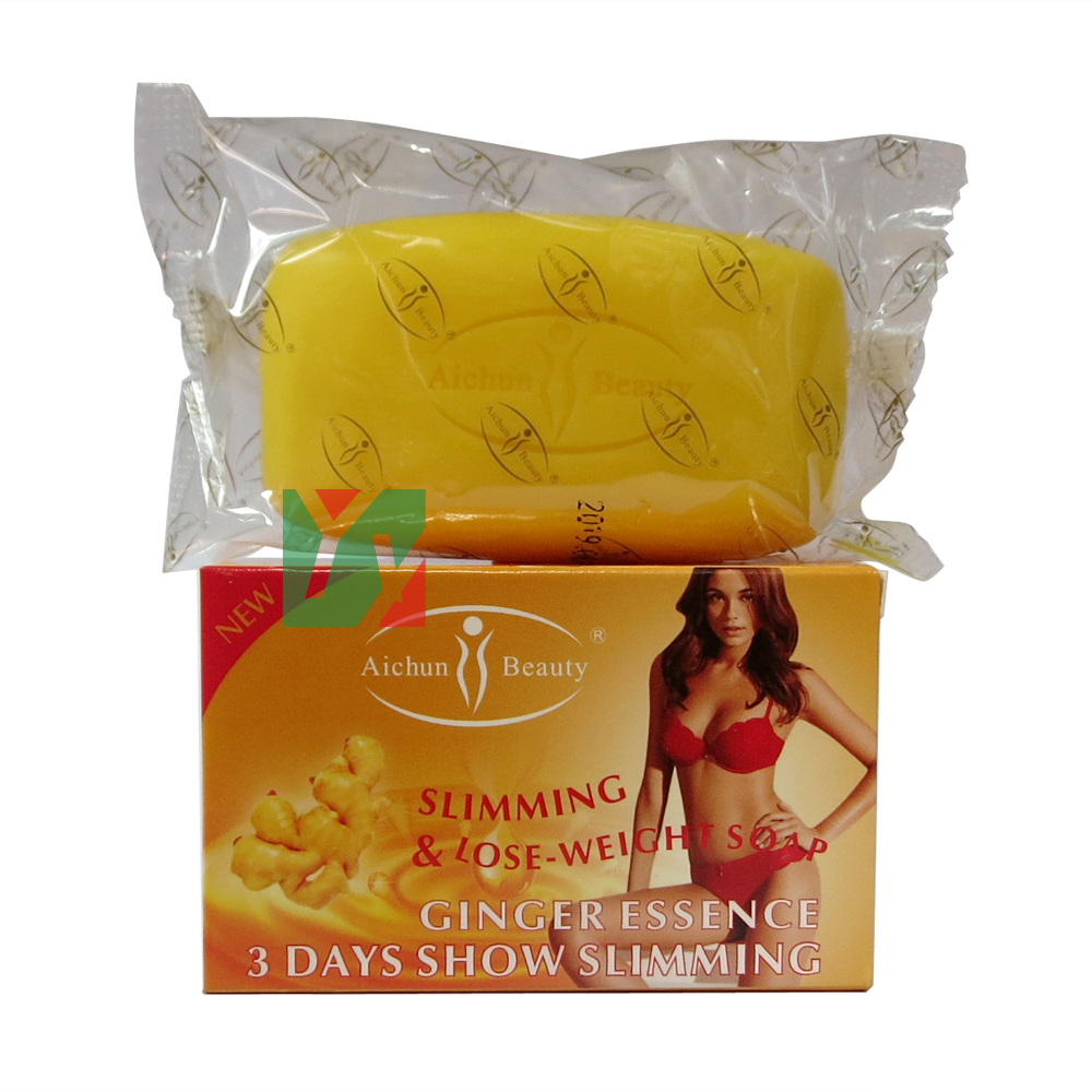 body care soap ginger essence 3 days show beauty shape ginger soap slimming soap<br><br>Aliexpress