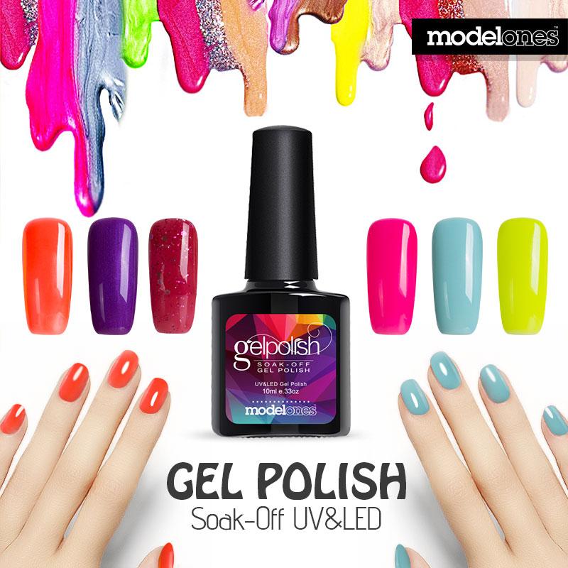 2016 Moda Neon Unha Polonês Gel Absorver Off UV Colorido Cores Da Arte do Prego Para unhas de gel polonês Long-lasting Gel