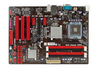 100% original desktop motherboard for Biostar All-Solid P43D3+ 6.x LGA775 P43 DDR3 free shipping(China (Mainland))