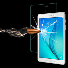 Premium Explosion-proof Tempered Glass Screen Protector For Samsung Galaxy Tab A 9.7 T550 Film(China (Mainland))