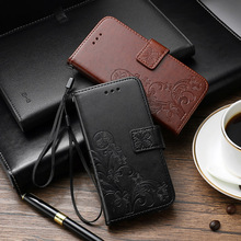 Buy AKABEILA PU Leather Flip Phone Case Cover For Huawei Y6 II/Honor 5A Play/Holly 3 Huawei Y6 2 Exquisite Clover Wallet Case Holder for $4.21 in AliExpress store