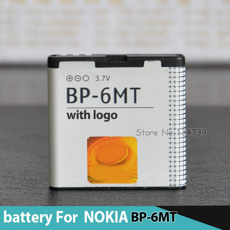 Free shipping !BP-6MT mobile battery for NKA 6720C E51 N81 N82 N828G, 1050mAh,(China (Mainland))