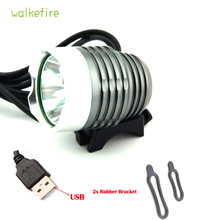 Buy luces led bicicleta USB 1200 Lumen XM-L T6 LED Bicycle Headlight Waterpoof Bike Light Lamp Cycling Bike Bicycle Front Light for $6.11 in AliExpress store