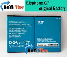 Elephone G7 аккумулятор 100% оригинальные замена 2650 мАч литий-ионные аккумулятор резервного копирования для Elephone G7 смартфон + в наличии