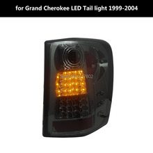 Rear lights for Chrysler for Grand Cherokee LED Tail light 1999-2004 with LED Turn light(China (Mainland))