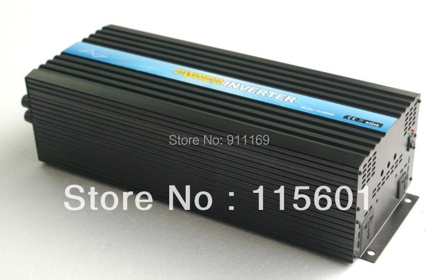 China Supplier 5000watt 48volt to 240volt, Solar Power Inverter, Solar Energy Inverter, Solar System Inverter + good quality fas(China (Mainland))