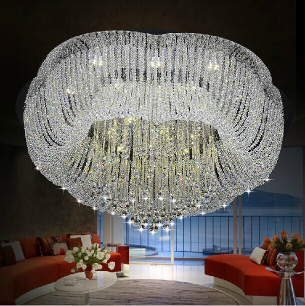Luxury Foyer Chandeliers : Flower design living room lamp for ceiling luxury foyer