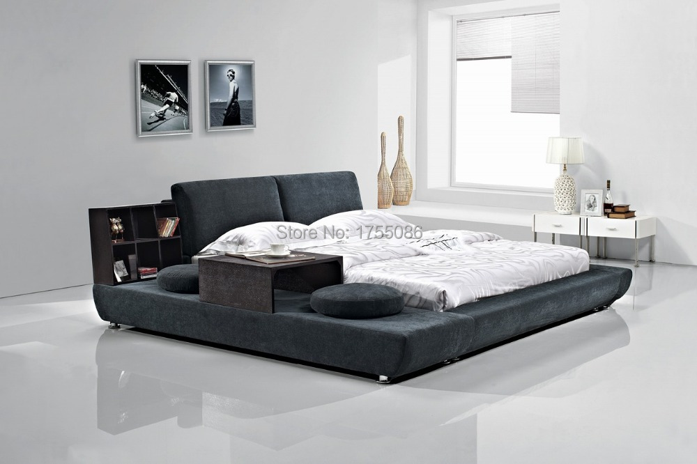 2015NEW DESIGN SOFT BED,HOUSEHOLD&HOTEL BED,LEATHER,FABRIC,WOOD,MDF,KING,QUEEN,DOUBLE,SINGLE,OEM IS OK,POPULAR MODERN BRAND BED(China (Mainland))