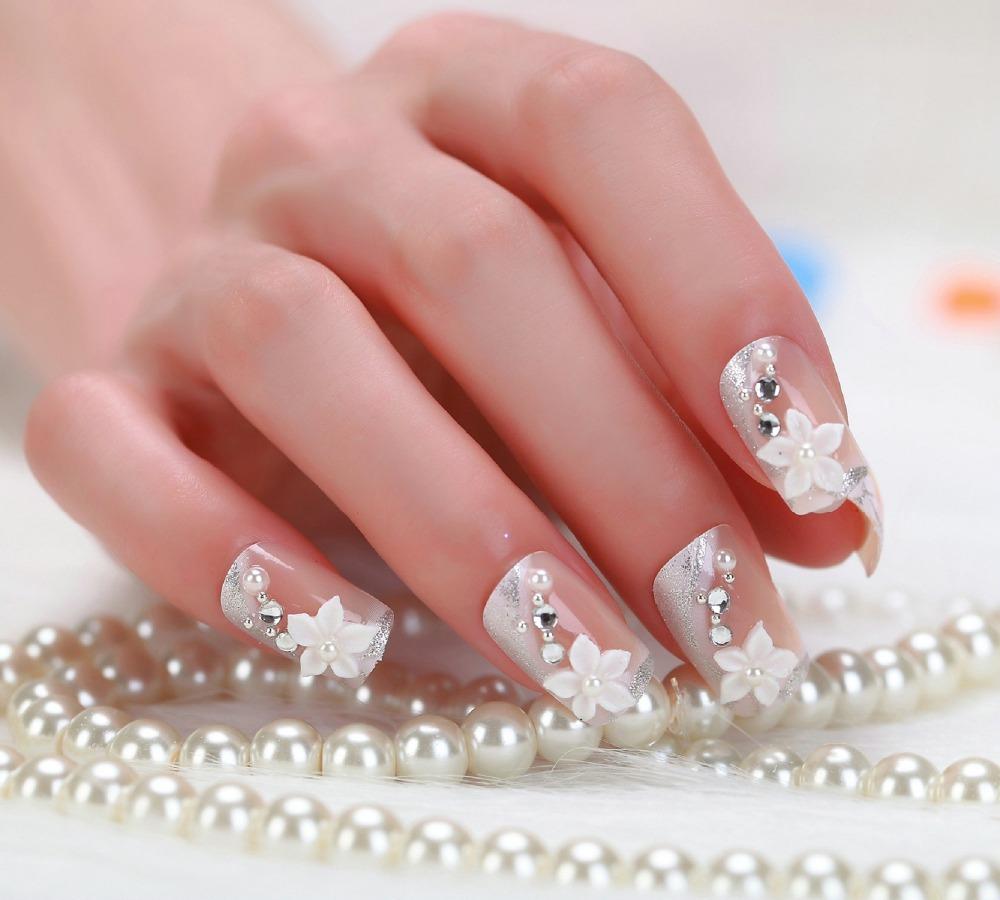 Short Clear Gel Nails Nails Acrylic uv Gel Short
