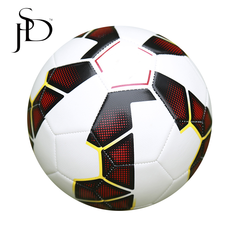2016 high quality football ball PU soccer ball size 5 offical soccer ball slip-resistant soccerball for match training(China (Mainland))