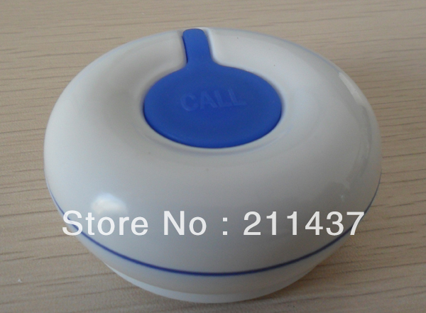DHL freeshipping Wireless ordering system of 2wireless receiver + 25 waterproof 100% Call Button O1