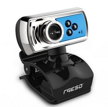 2016 MOSHENG M008 HD night vision video camera Desktop PC Laptop Webcam 1000 Megapixels with high quality Microphone
