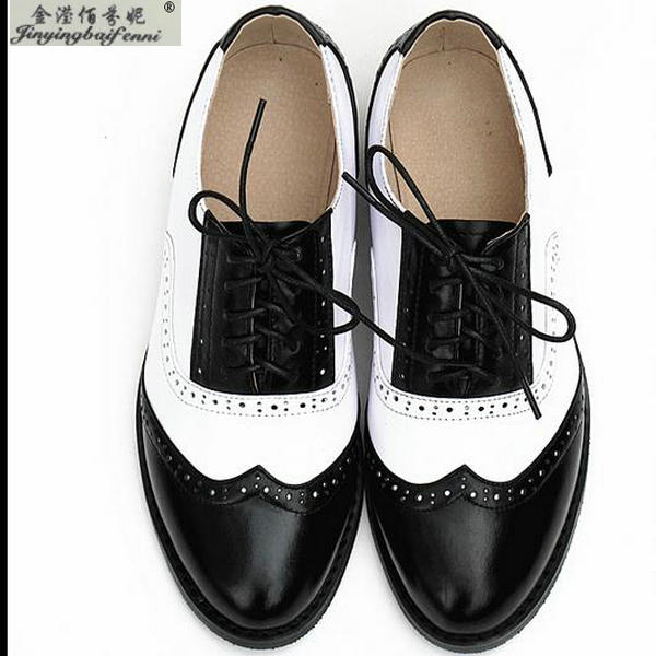 Hot Sale New oxford Casual shoes men Fashion Men Genuine leather Brogues Shoes Spring Autumn Flat shoes USA big size 46 =28 CM(China (Mainland))