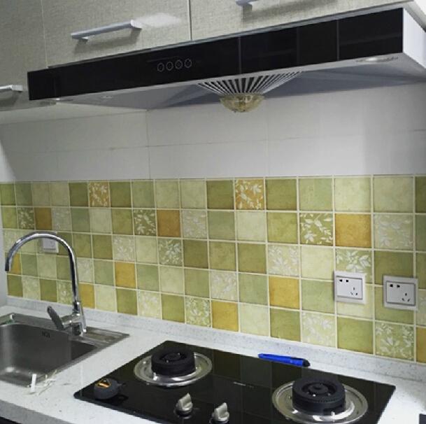 mosaic bathroom waterproof wall sticker mosaic tile