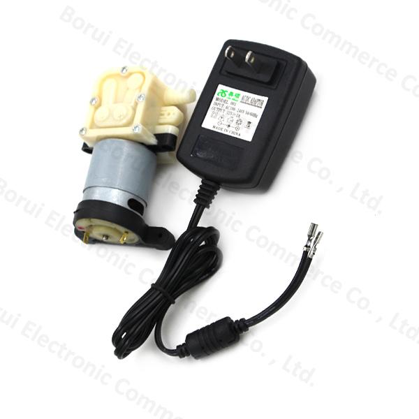 Mini 545 Motor Diaphragm Pump Water Oil Liquids Water Pump