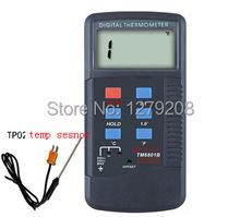 Envío gratis TM6801B digital portátil medidor de temperatura y la industria alimentaria