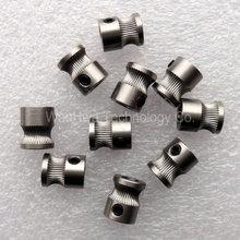 5pcs/lot 3D Printer Extruder Nozzle/Head Mixed Size 0.2mm 0.3mm 0.4mm For 1.75mm MK7/MK8 Reprap Prusa i3 Impressora