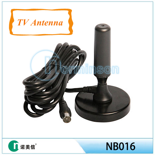 [manufactory]DVB-T/DMB/ISDB/3G/EVDO vhf uhf antenna digtal TV tv digital indoor antenna ,high gain uhf antenna