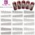 Wholesale 18 Defferent Design 1000Sheet/Set Water Decal Silver Nail Sticker Nail Supplies Nail Designs + Individually Packaging