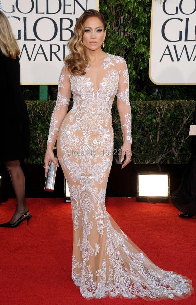 Online Buy Wholesale Jennifer Lopez Dresses From China