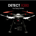 New arrvia ADELC X380 X380 C profession drone FPV GPS 1080P HD RC Quadcopter RTF rc