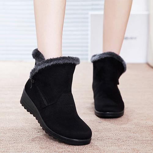 Botas femininas 2015 women shoes plus size snow boots winter platform boots women fashion ankle boots for women winter shoes