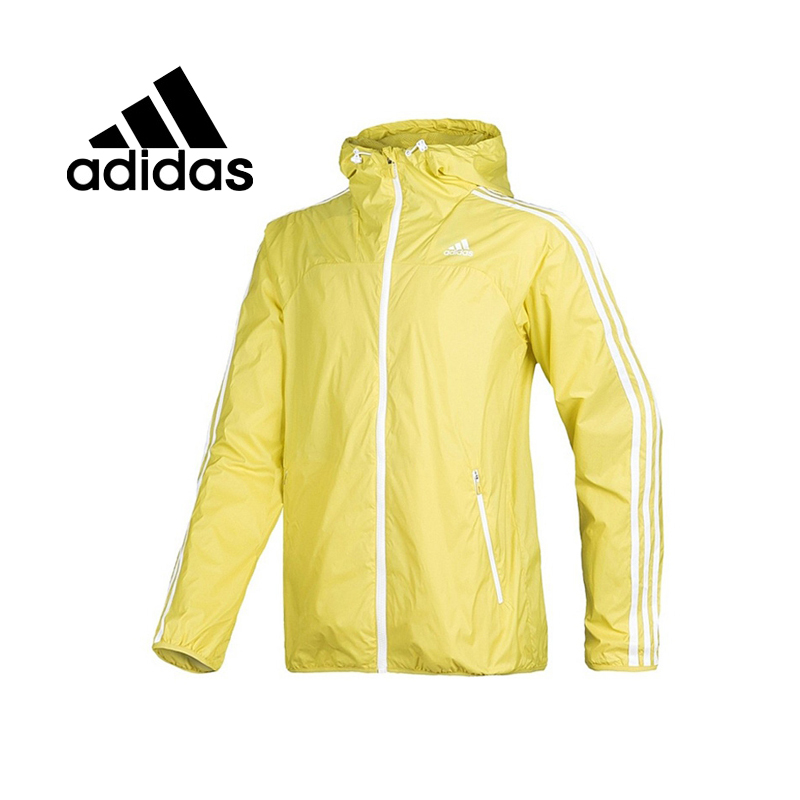 100% original new 2016 Adidas men's Hoodie jacket A09846 spring Sportswear free shipping
