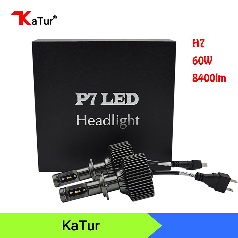 H7 LED Canbus Car Headlights 60W 4200lm LED Head Lamp Automobile Bulb Waterproof Car Led Fog Light Car Light Source(China (Mainland))