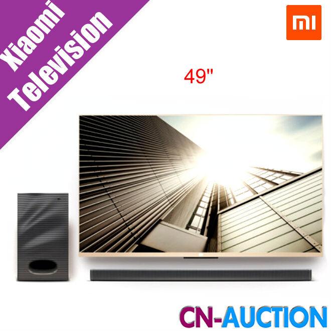 Original Xiaomi TV 2 LED Smart 3D Ultra HD 4K 49 Inches TV 3840*2160 Quad Core Household TV(China (Mainland))