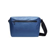 XIAOMI 90FUN Elegante Saco Do Mensageiro Urbana 14 polegada Laptop Saco Crossbody Ocasional Resistente À Água Azul Laranja Preto dos homens das mulheres(China)