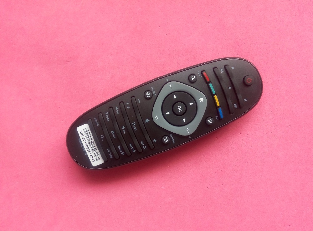 Replacement Remote for PHILIPS PFL...Smart TV,LED 3,4,5,6,7,8,9 Series NEW(China (Mainland))