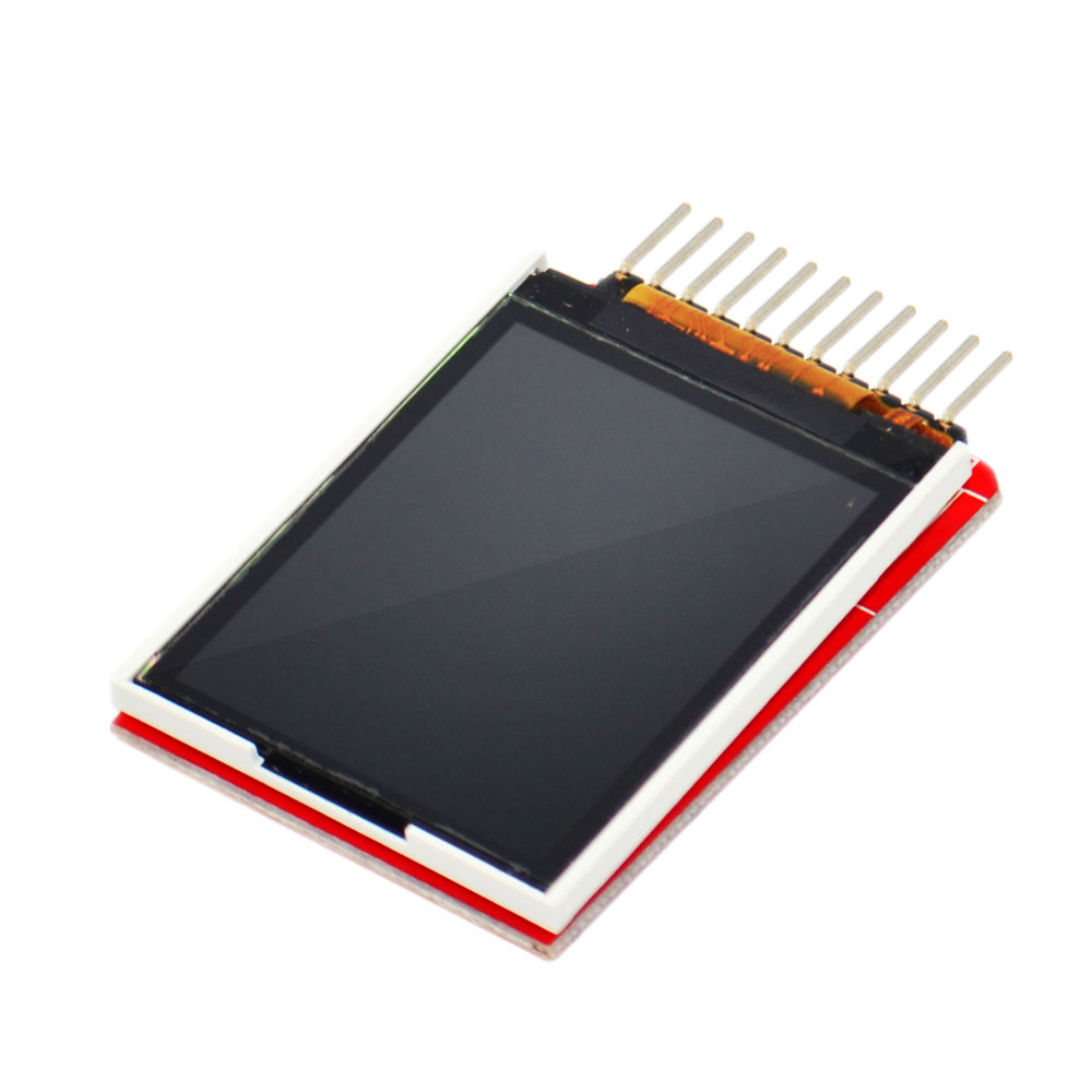 KEYES 1.8 Inch TFT Color LCD Module SPI 128*160 Serial LCD Module for arduino(China (Mainland))
