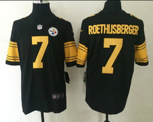 100% Stitiched,high quality,Pittsburgh Steeler Ben Roethlisberger for mens ZZ,camouflage(China (Mainland))