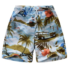 2015 new arrival free shipping beach shorts board shorts for boy  Polyester 100% 100 cm to 150 cm BSG12