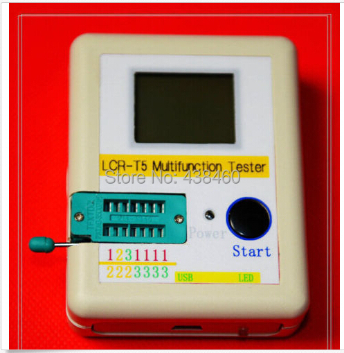 Esr Meter For Batteries : Aliexpress buy esr meter transistor tester diode