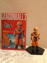 19cm High Quality Dragon Ball Model Collection DRAGON BALL Z Kuririn Action Figure Kame Senru Krillin Vinyl Doll