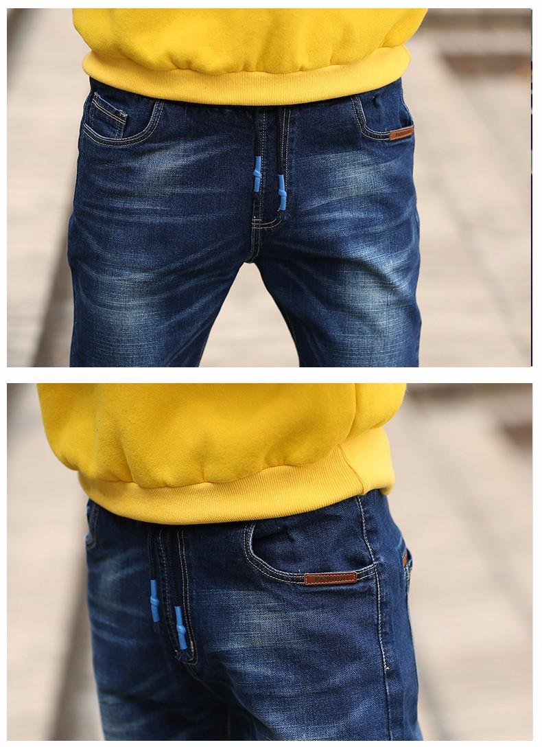 Скидки на Four seasons На джинсы 2016 Стрейч Джинсы pantalones вакеро дизайнер осень мужчин бренда джинсы мужчин Известных Брендов Джинсы 963 3