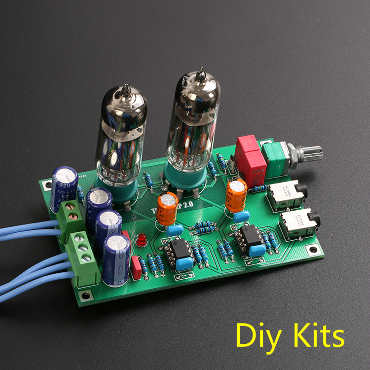 Build Your Own Preamp Kit
