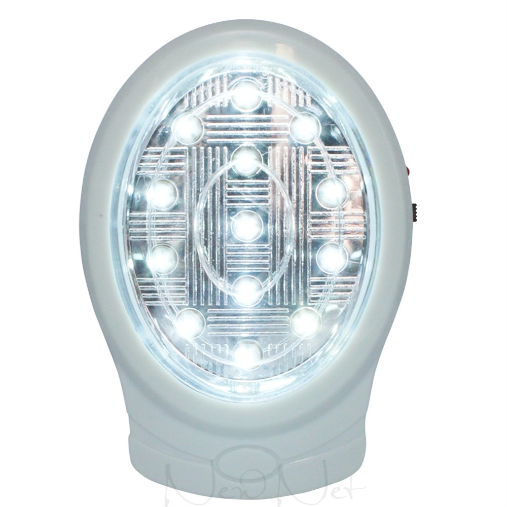 New Led Emergency Lamp Rechargeable Led Night Light Gift Led Flashlight With Battery Led Light