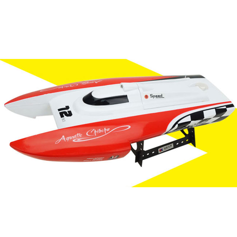 High Speed Radio Control Electric RC Racing Boat Speedboat Kids Children Toy(China (Mainland))
