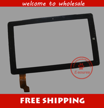 Free shipping 10.6 inch touch screen,100% New for Chuwi VI10 PRO (64GB) touch panel(275mm*168mm),Tablet PC touch panel digitizer
