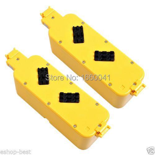 free shiping 14.4v 3500mAh NiMH Battery for iRobot Roomba battery Vacuum Cleaner battery 400 405 410 415 416 418 4100 4210 4260(China (Mainland))