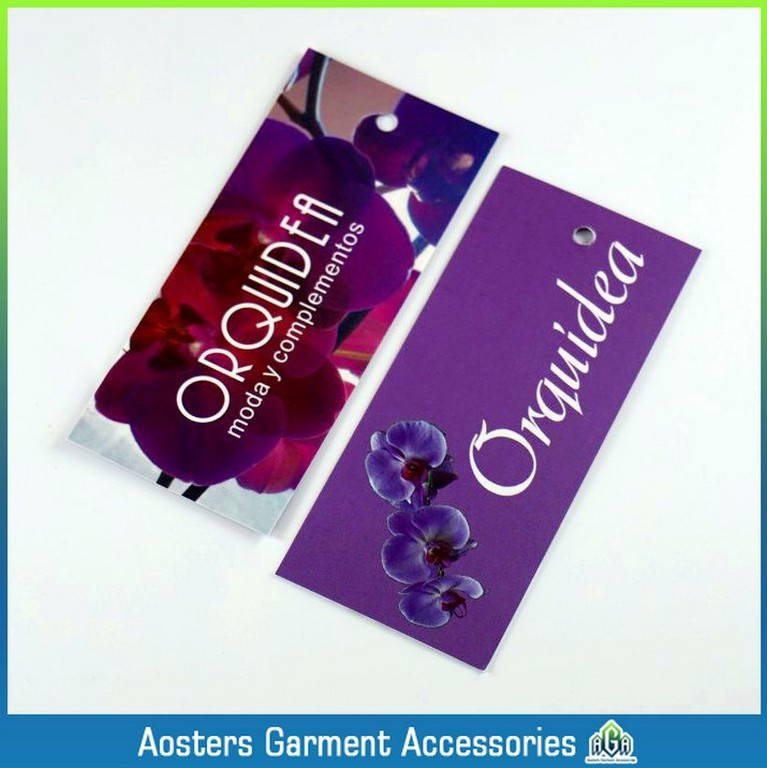 any color hanging tags custom label tags personalized tags for clothing product hang tags $59/lot(China (Mainland))