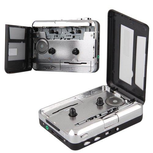 hot sale !Mini USB Audio Cassette Tape Converter to MP3 CD Player PC(China (Mainland))