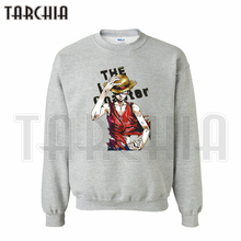 TARCHIA Free Shipping European Style fashion casual Parental Monkey D Luffy One Piece men sweatshirt personalized man coat