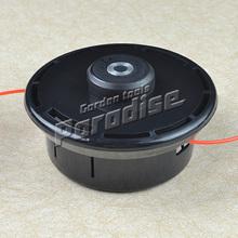 Con 2 de la línea de corte precio de descuento cabeza cortadora de hierba M10 * 1.25LH adaptador