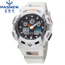 2016 PASNEW PLG-1002AD 100m Waterproof sport watch diving swimming men sports watches relogio masculino clock mens sports w076