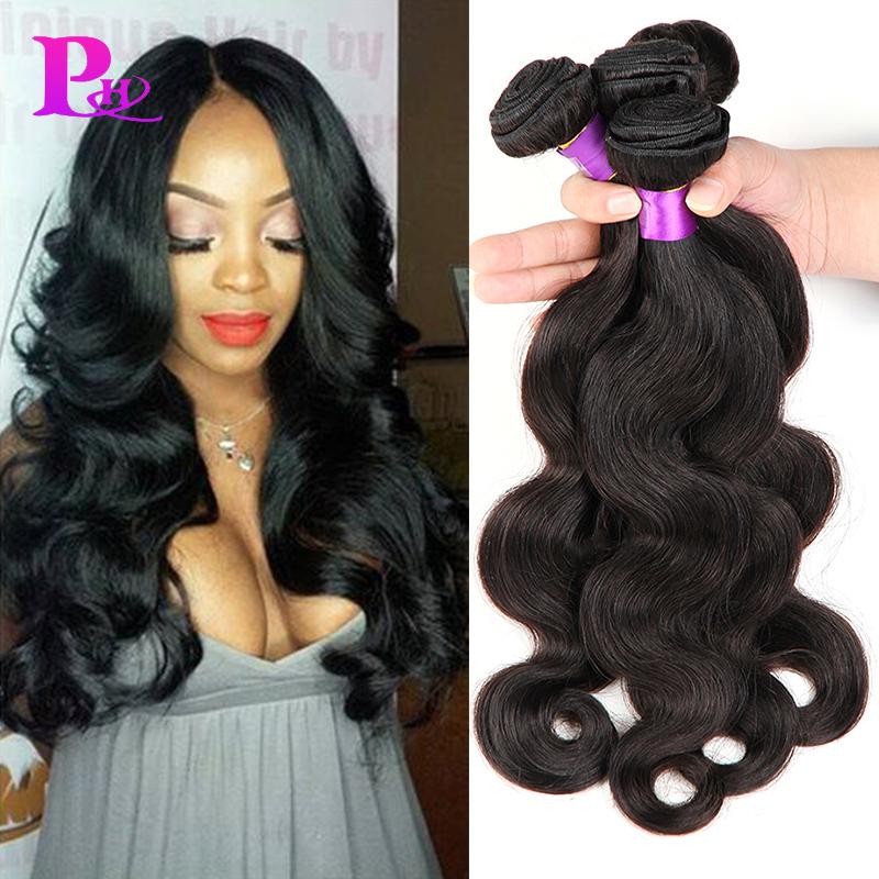 Rosa Hair Products Peruvian Virgin Body Wave Hair 4 Bundles 8-30inch 7A Peruvian Virgin Hair Weave Body Wave Cheap Human Hair